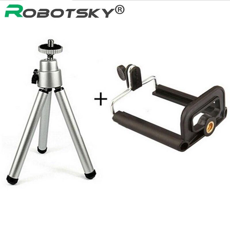 font b Tripod b font Clip Stand Bracket Holder Mount Adapter For Gopro Camera Digital