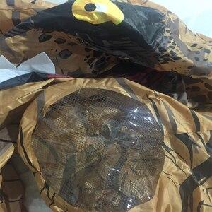 Image 5 - Costume T Rex pour femme et homme adulte, Costume de dinosaure gonflable, Costume de Cosplay Anime, fantaisie dhalloween T Rex, pour enfants, femmes