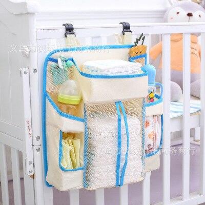 Diaper Bag Waterproof Maternity  Nursing Bag Organizer Nappy Bag For Baby Care Bed Crib Bag Organizer Bolsa Maternidade