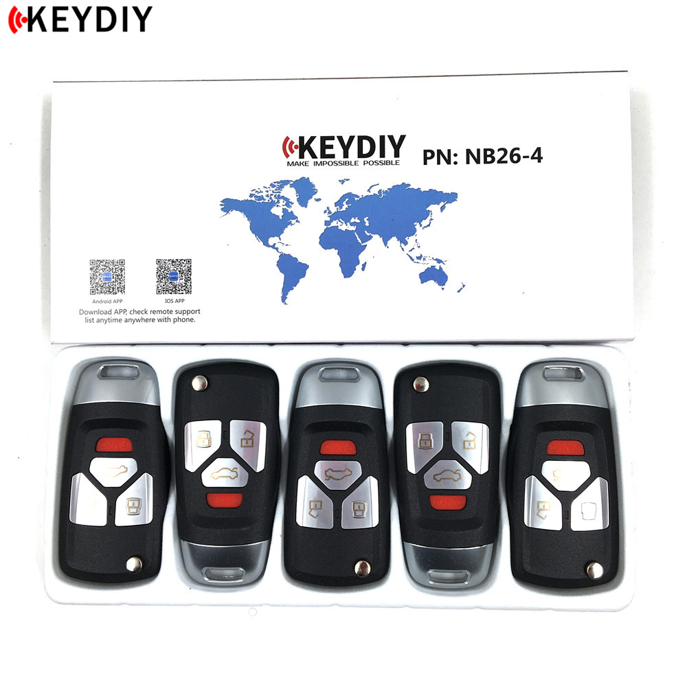 5pcskeydiy Original Kd900 Kd X2 Key Programmer Nb26 3 4 Universal 433mhz Working Frequencyremote Start Motorcycle Alarmled Type Img 0162 0191