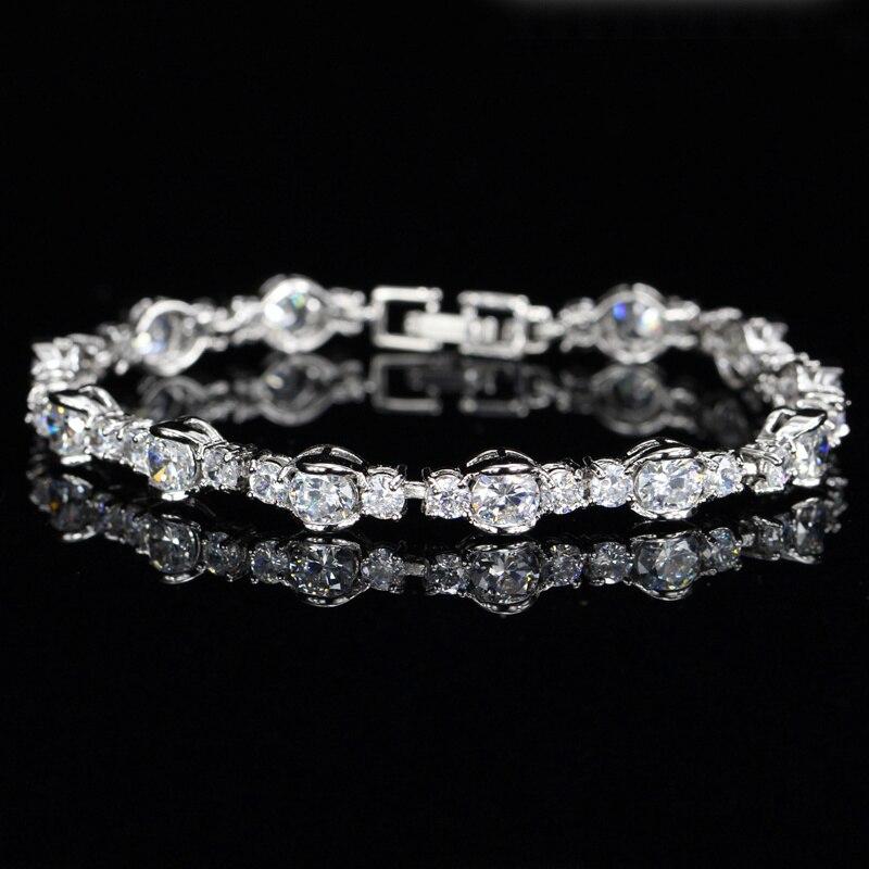 Crystal Clear Bracelets