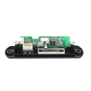 Image 5 - Digitale Bluetooth 4.0 senza perdita di MP3 scheda di decodifica MP3 APE FLAC Lettore AUX altoparlante Della Carta di TF Radio Fm Per Auto modificata