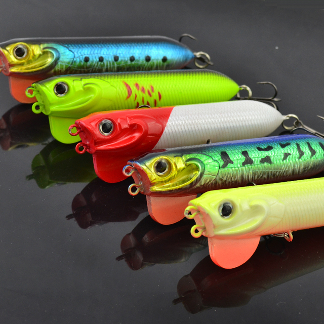 Free shipping Lure lure smirnoff pencil 10cm17g 5-color