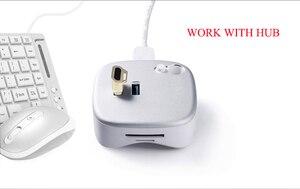 Image 5 - البيومترية الأمن USB صغير قارئ بصمات الايدي مفتاح صغير واجهة USB للكمبيوتر آمنة