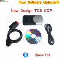 5pcs Lot Factory Price 2015 R3 Auto OBD2 Diagnostic Tool TCS CDP New VCI For Cars
