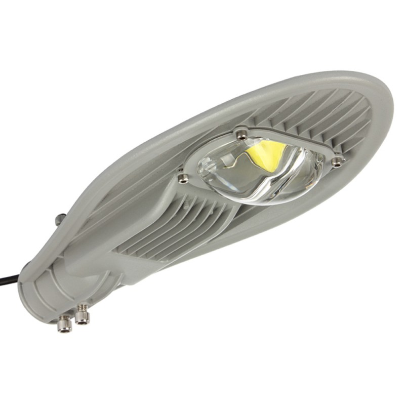цена на FENGLAIYI 30W COB Led Street Light Waterproof IP65 Road Street Lamp Outdoor Lighting AC85-265V Warm/Cold White Road Wall Lamp