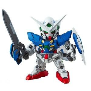 Image 5 - Bandai Gundam 02753 SD BB EXมาตรฐานExiaโทรศัพท์มือถือชุดประกอบชุดตัวเลขการกระทำของเล่นเด็ก