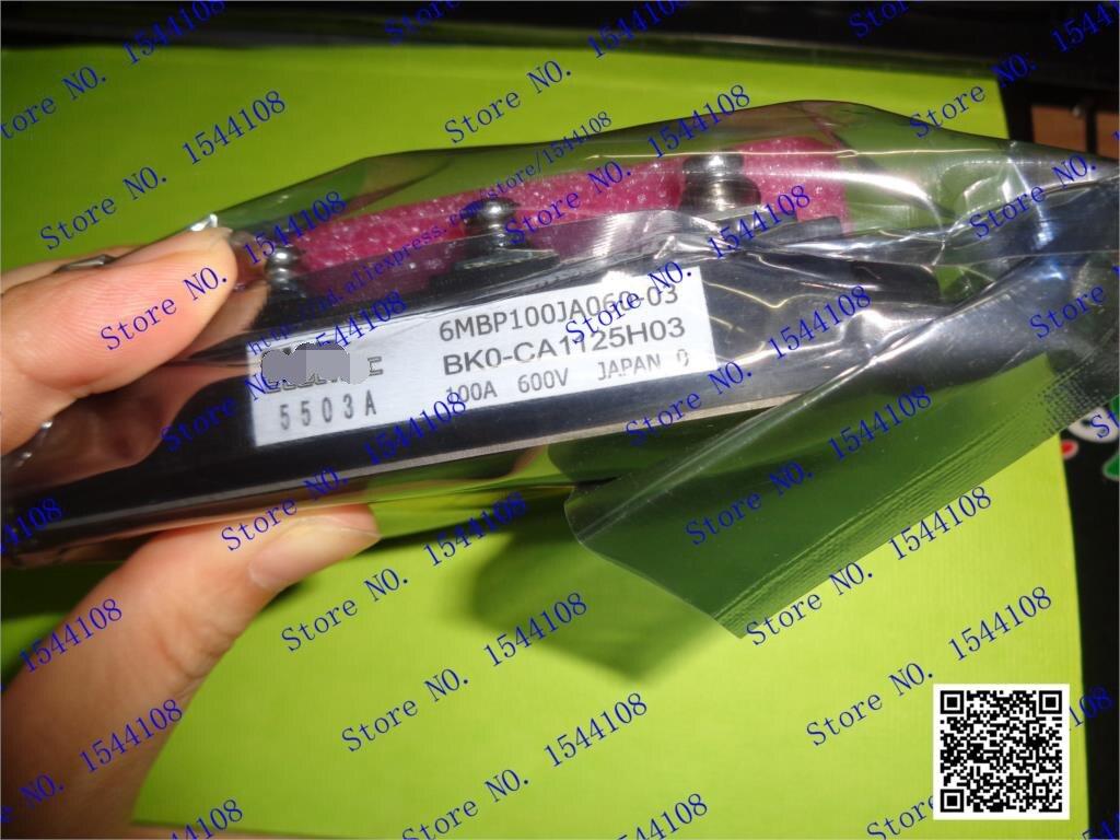 FREE SHIPPING 6MBP100JA060-03 6MBP100JA060 1PCS in Stock new in stock 6mbi100fc 060