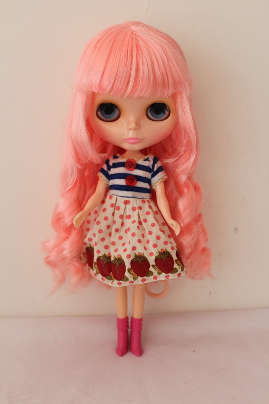 07 Doll Limited Gift Special Price Cheap Offer Toy Dolls & Stuffed Toys Free Shipping Top Discount Diy Nude Blyth Doll Item No Toys & Hobbies