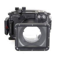 Meikon 40m/130ft Underwater Diving Camera Housing Case for Fujifilm X-A2 Camera w 16-50mm lens,Waterproof Bag for Fujifilm X-A2