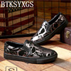 BTKSYXGS Men S Casual Shoes 100 Genuine Leather Men Shoes 2017 New Spring Summer Autumn Fashion