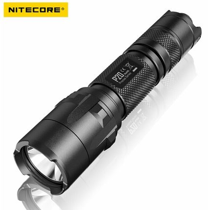 Free Shipping 2014 New Nitecore P20 Tactical Led Flashlight Cree XM-L2 T6 Led Flashlights 800 Lumens By 18650 Battery nitecore p10 portable flashlight cree xm l2 t6 led 800 lumens 3 mode dual switch tail 18650 outdoor camping tactical torch