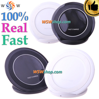 100 Real Fast Charger Qi Fast Wireless Charger EP NG930 S7 Fast Charging Dock For Samsung