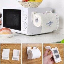 Магнитный держатель для полотенец держатель для салфеток холодильник боковая стенка рулон бумажная подставка
