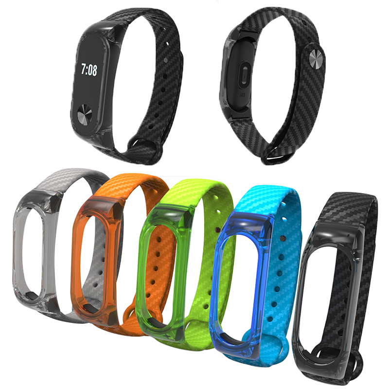 New Correa Mi Band 2 Strap Wrist Pulseira Accessories for Xiaomi Miband Mi 2 Band Smart Bracelet Sports Watch Wriststrap Belt image