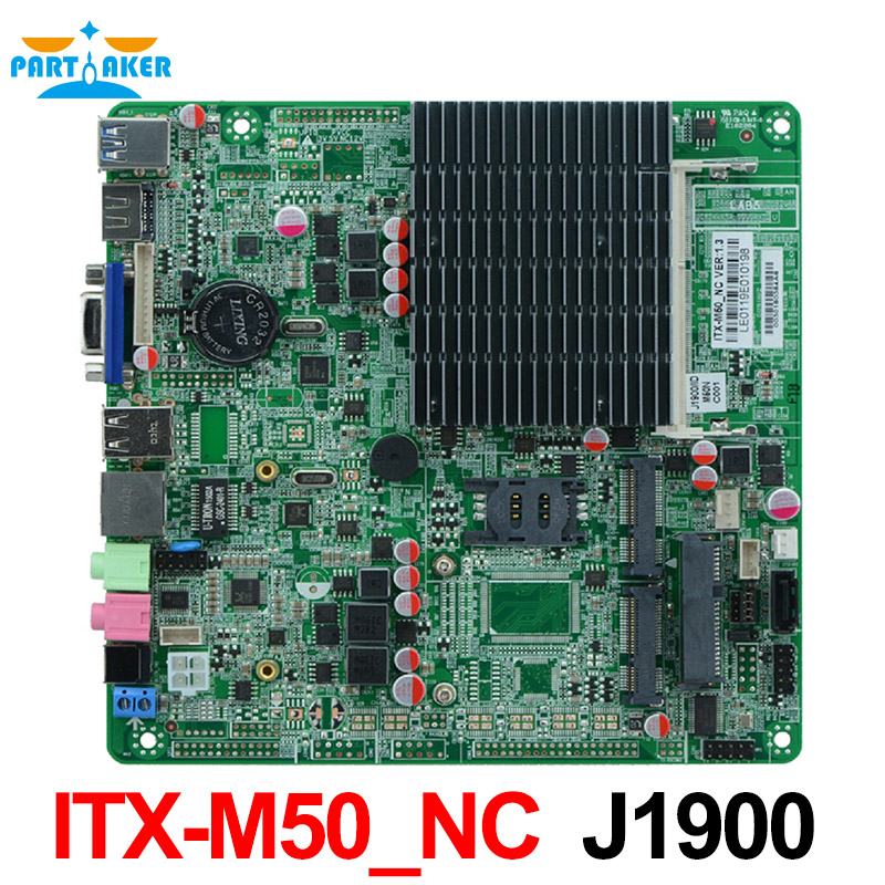 Intel Bay trail J1900 motherboard,mini computer motherboard, nano itx motherboard wholesale m945m2 945gm 479 motherboard 4com serial board cm1 2 g mini itx industrial motherboard 100