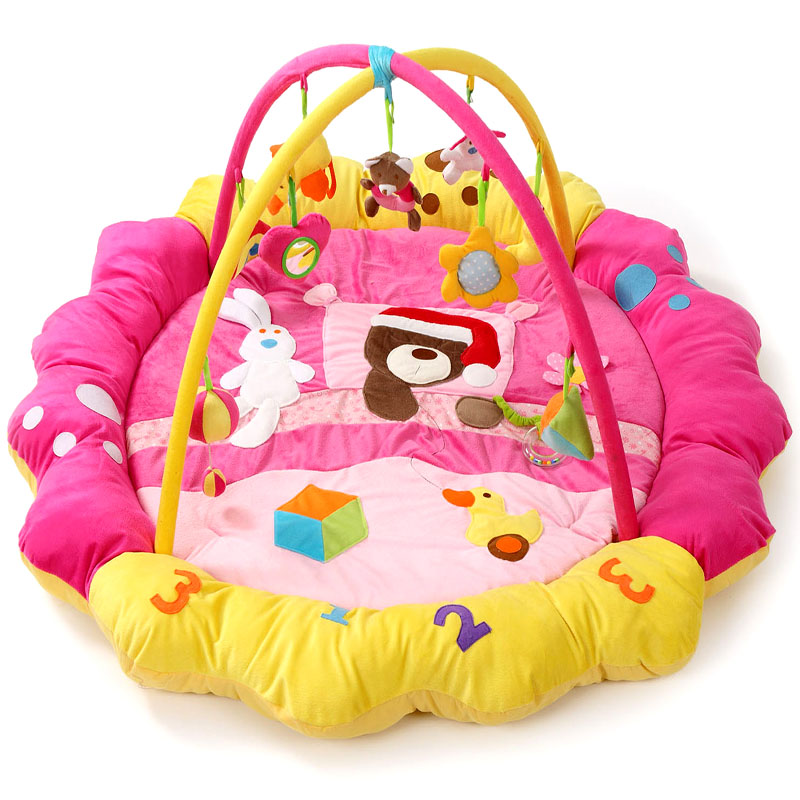 Baby Soft Play mat Game Blanket Pad Kids Play Tapaete Fitness Frame Educational Baby Toys Climb Mat Crawling Baby Gym Blanket esveva 2019 women shoes mid calf boots round toe med heels winter boots short plush slip on height increasing snow boots 34 43