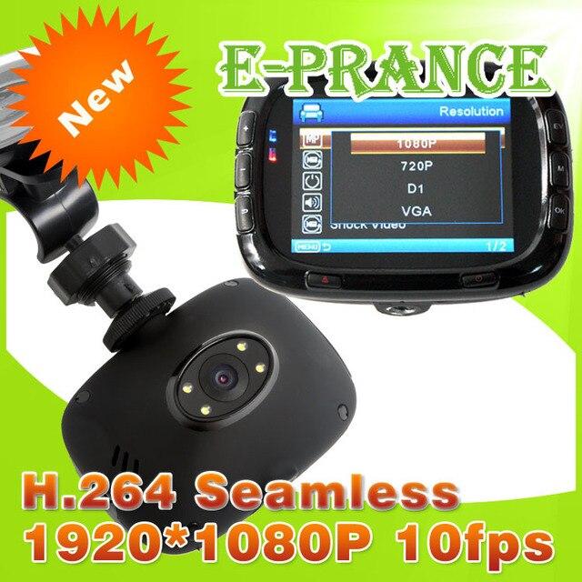 1920*1080P Car Black Box Camera + 5M CMOS Sensor +Motion Detection+ H.264 video format + HDMI Port   Free shipping   in Stock