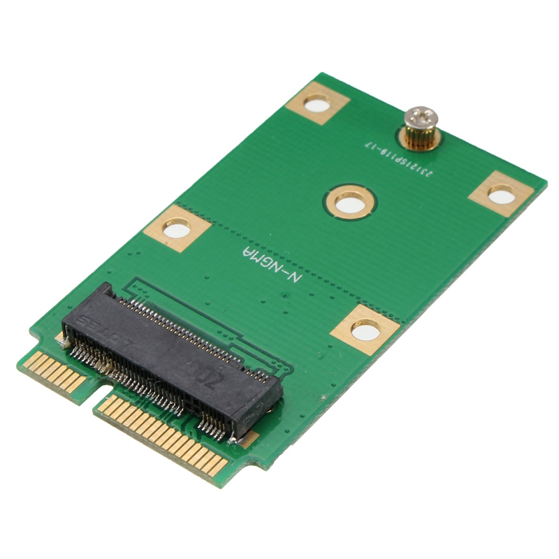 M.2 B Key NGFF SSD to Mini pci express pcie PCI-E mSATA Adapter Add on Cards Board Card Laptop Converter Adapter 2 5 dual mini pcie pci e pci express pci express msata raid ssd adapter to sata raid 22pin