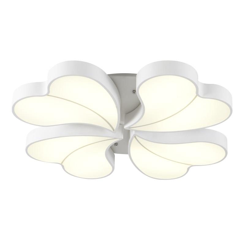 cm modelo ptalo diseo simple moderna llev las lmparas de techo de acrlico flush mount