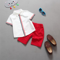2016 Clothing Set Children Clothing Casual Bird Shirt Dot Pant Suit Children Clothing Set Casual Suit