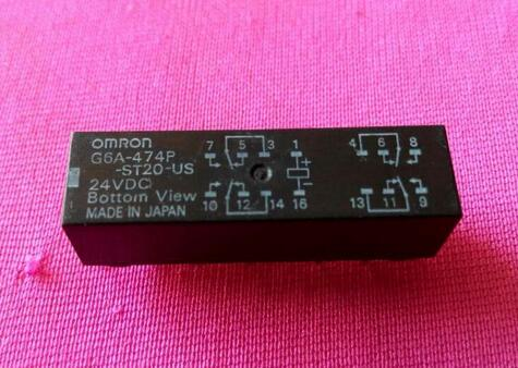 relay G6AK-474P-ST-US 24VDC G6AK-474P-ST-US-24VDC G6AK-474P 24VDC 24V DC24V DIP16 us ab relay 700 hnc44az48 0 1s 10min dc48v