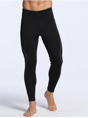 Scuba 3MM Men Quick-Dry Diving Suit Wetsuit Pants Underwater Surfing Warmth Sunblock Diving Equipment Spearfishing Swim Pants
