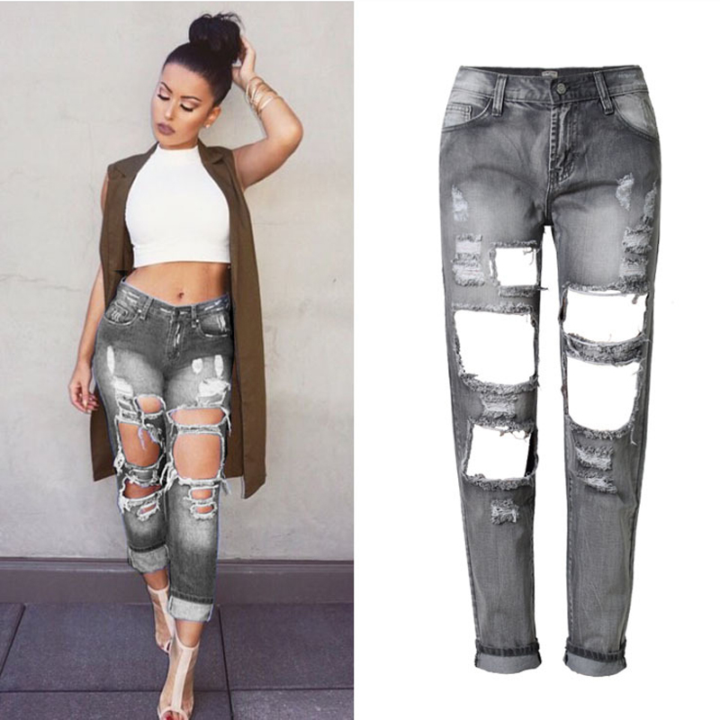 High Quality Pencil Cut Jeans Promotion-Shop for High Quality ...