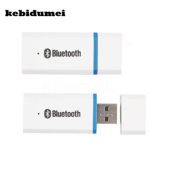 kebidumei Mini USB Bluetooth Music Audio...