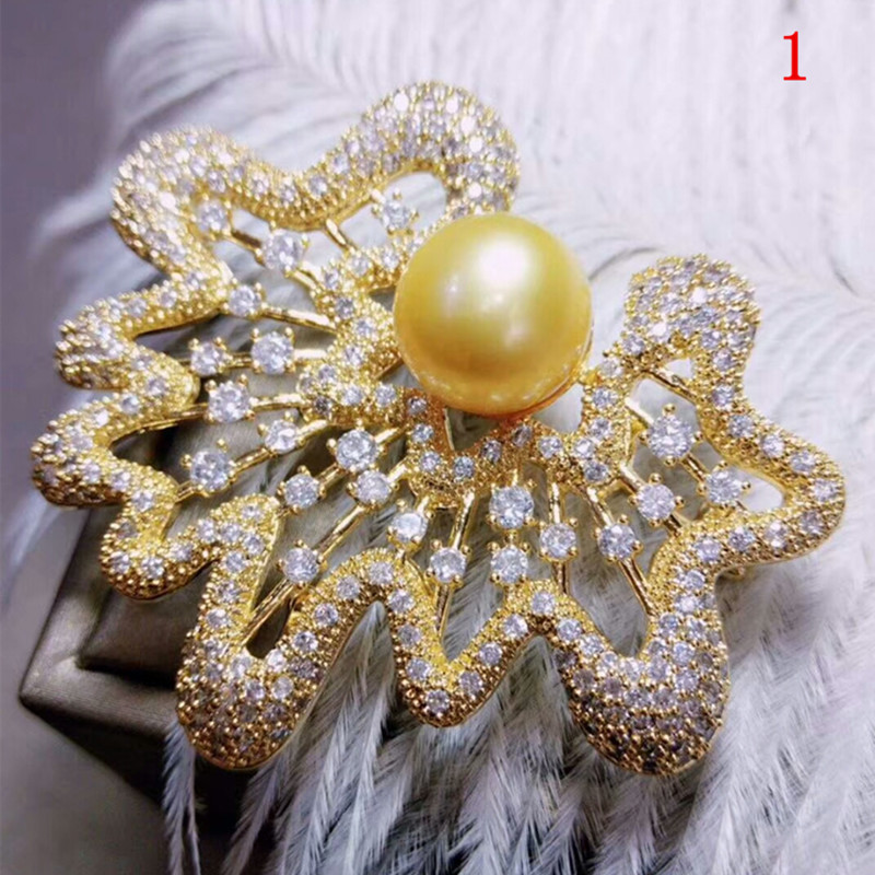 hot sale Natural Pearl Brooch Pins Baroque Pearl Party Brooch Hand Knitting Elegant Stars Breastpin women classic fine jewelry все цены