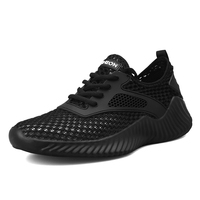 Hot 2019 High Quality Men Tennis Shoes Summer Cool Breathable Gym Sport Shoes Stable Soft Comfortable Sneakers Fitness Trainers