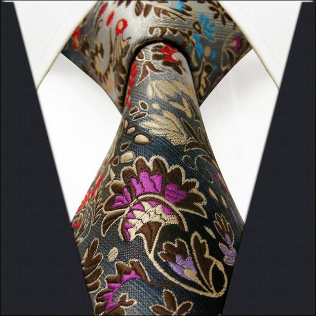 2016 novo de alta qualidade estilo Britânico retro vintage caixa de presente todo o jogo do laço do pescoço dos homens gravata de seda extra longa para os homens