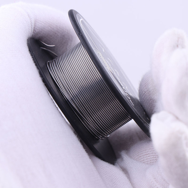 XFKM high quality  10M/ROll  A1 wire Resistance Wire for rda rat Electronic Cigarette Heating Wires DIY Vaporizer Coil Tools 5