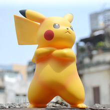18cm Original figures for pokemones fight pkchu anime action toy figures Collection model toy gift for Nintendo Switch PS4 gamer original egg mimikyu figures anime action toy figures collection model toy car decoration toy ken hu store pokemones