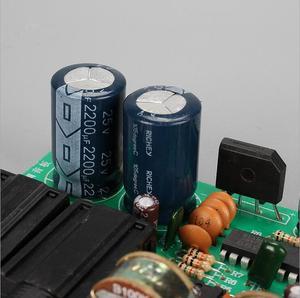 Image 4 - AC 12V 15V PT2399 dijital mikrofon ses amplifikatörü kurulu Karaoke plaka Reverb preamplifikatör teşvik ton kurulu