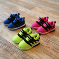 2017 spring and autumn fashionable mesh surface breathable casual male and female children brand children shoes children shoes g
