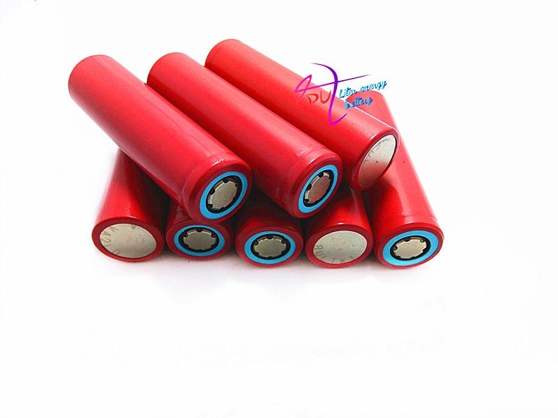 4 adet / grup Orijinal Yeni Sanyo 18650 Li-Ion şarj edilebilir pil - Tablet Aksesuarları - Fotoğraf 5