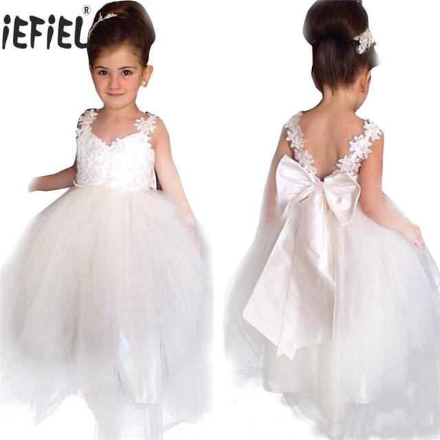 bf83cbeb57b Robe princesse filles bébé enfants enfants robes d été robe bébé petite  fille fête fleur