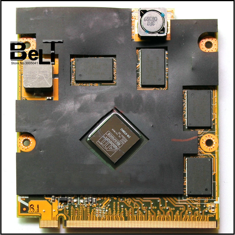 Video card HD4650 216 0729042 1GB 60 NUFVG1000 A02 For Asus N81 N81V N81VF N81VG N81VP