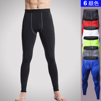 Men Compression Pants Skinny Sweatpants For Men Fashion Leggings Men Jogger Men Fitness Gyms Pants Elastic Trousers