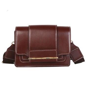 0d0c8752113c LJL-Женская Ретро сумка через плечо Женская стильная мини сумка через плечо