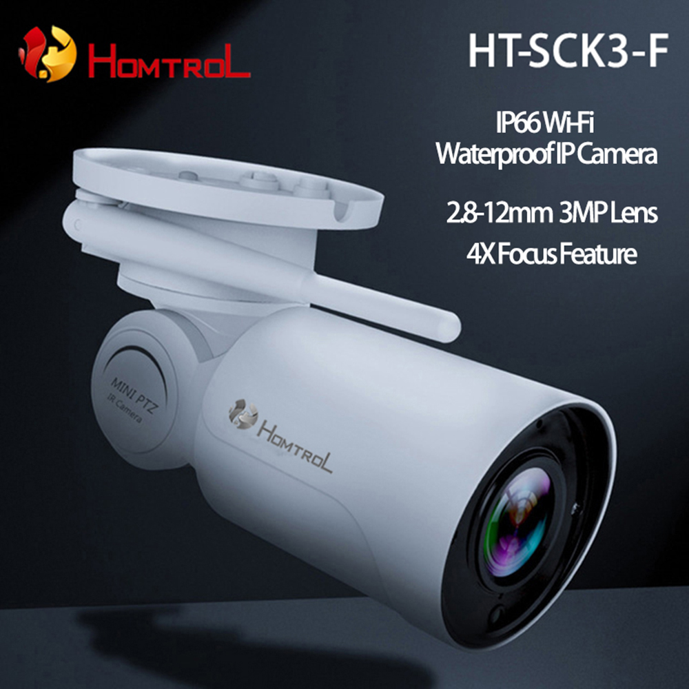 Wifi Smart Home Pan and Tilt Waterproof Bullet IP Camera with 4X Zooming with motion detection and sensitivity adjustment consequences detection and forecasting with autocorrelated errors