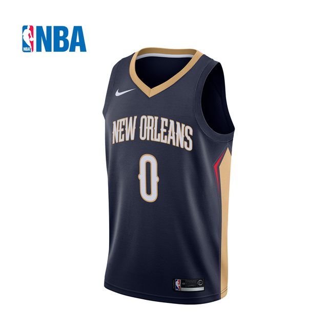 df7106138 ... coupon for original nba jerseys mens new orleans pelicans no.0 demarcus  cousins nike navy