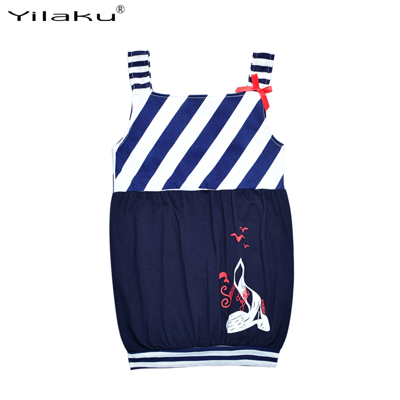 Yilaku φόρεμα κορίτσι καλοκαίρι φόρεμα - Παιδικά ενδύματα - Φωτογραφία 6