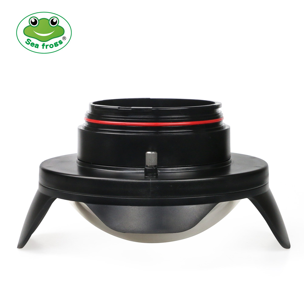 67mm 0.7x fisheye wide angle lens waterproof underwater for Canon 750D/760D(18-55mm) 80D(18-135mm) camera bag
