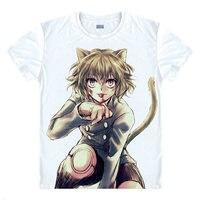 HUNTER * HUNTER T-Shirt Die Letzte Mission Shirt Kühle T-Shirts anime und manga super top Bedruckte T Shirts cosplay kostüme anime a