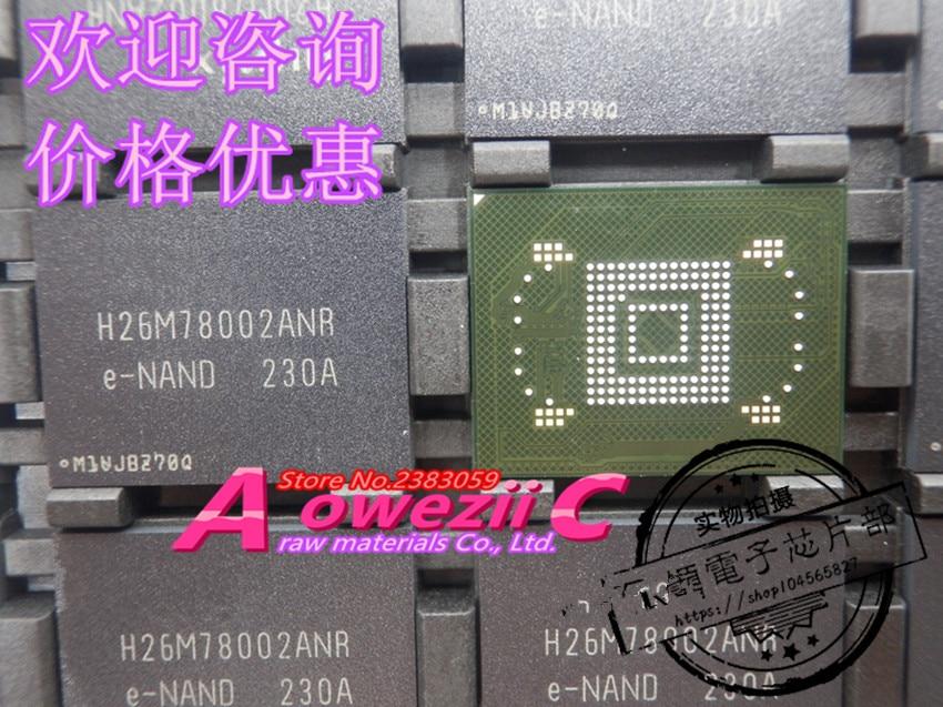 Aoweziic (1PCS) (2PCS) (5PCS) (10PCS) 100% new original H26M78002ANR BGA Memory chip aoweziic 1pcs 2pcs 5pcs 10pcs 100% new original klmag2geac b001 bga memory chip klmag2geac b001 emmc font 16gb