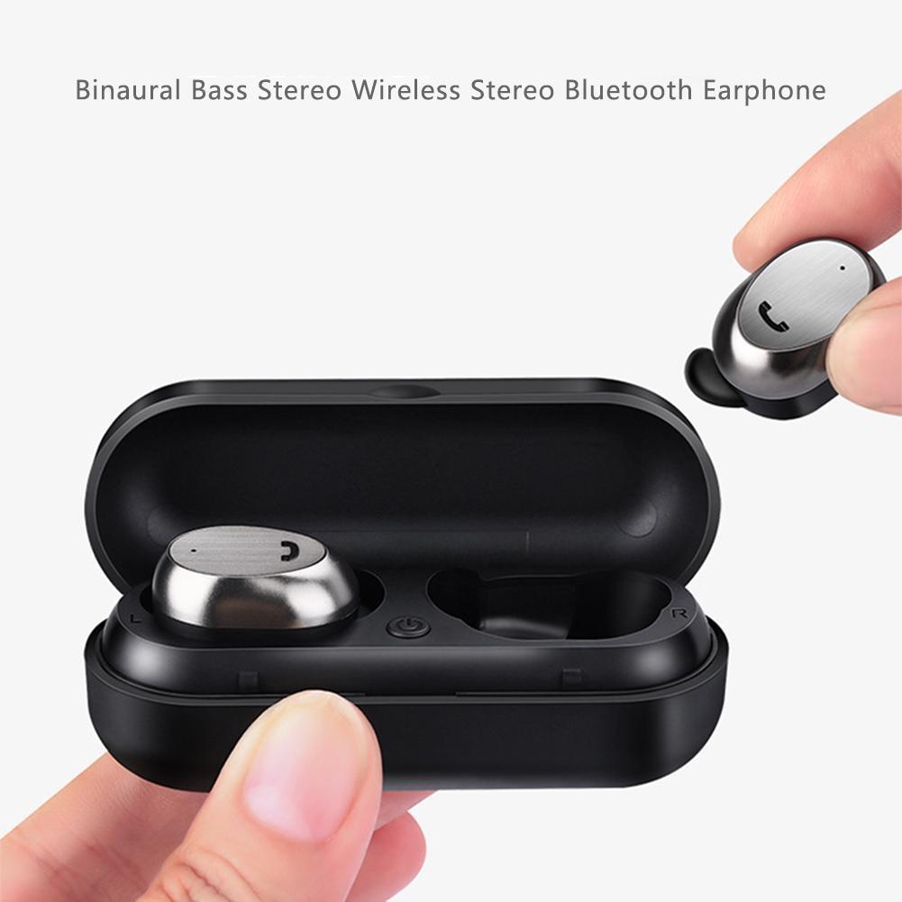M9 TWS Mini écouteur bluetooth écouteur Bluetooth sans fil sport 4.1 in-ear stéréo double écouteurs écouteurs