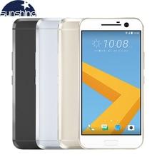 "Original HTC 10 M10 Quad Core LTE teléfono 5.2 ""12.0MP Móvil 4G RAM 32G ROM Snapdragon 820 huella digital NFC Smartphone"