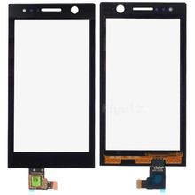 Whole Sale 5PCS/Lot Original New Replacement  Touch Screen For Sony Xperia U ST25 ST25i High Quality Touch Glass Digitizer